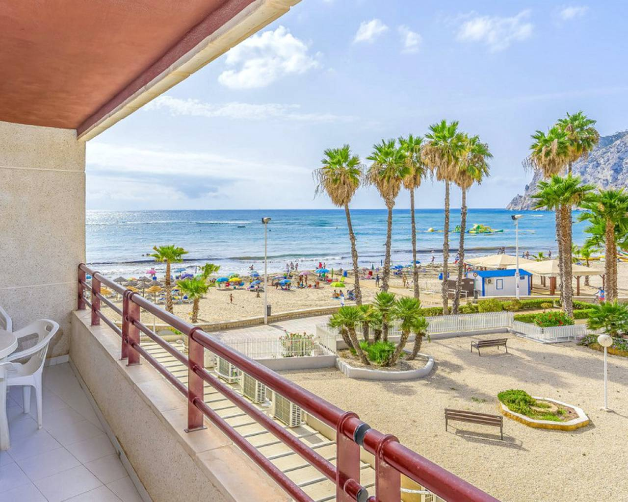 Apartament - Wtórny - Calpe - Center