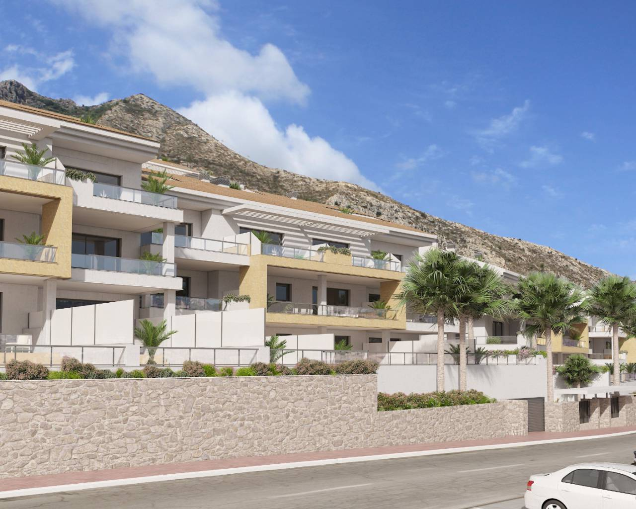Apartment - New Build - Benalmadena - Benalmadena