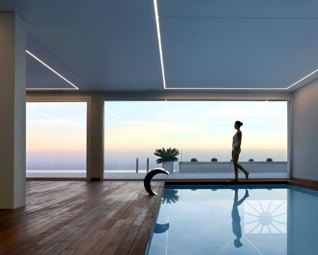 Apartment - New Build - Benitachell - Cumbre del Sol