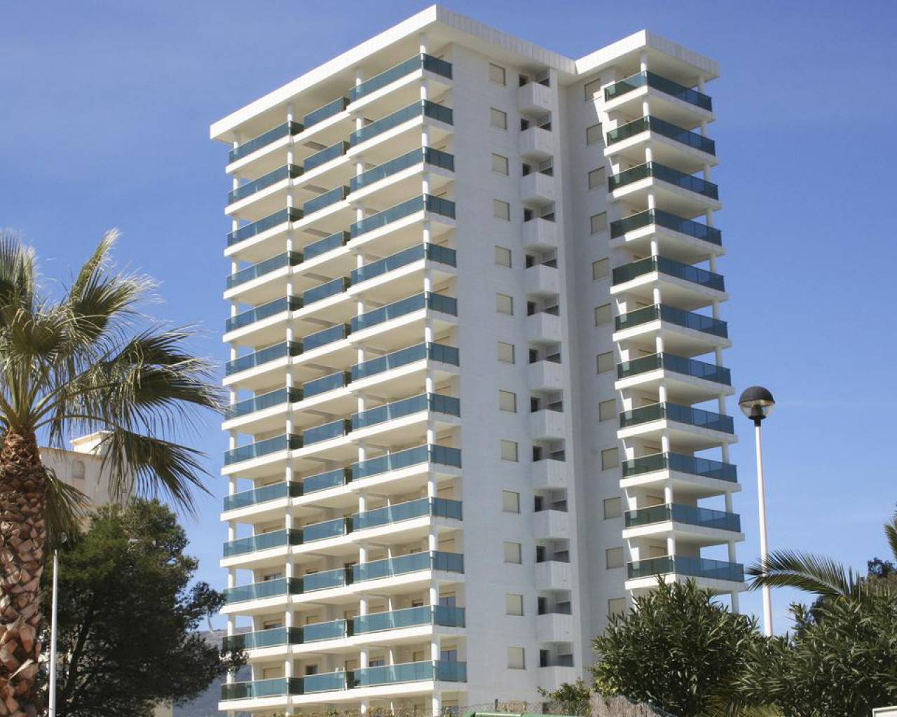 Apartment - New Build - Calpe - Center
