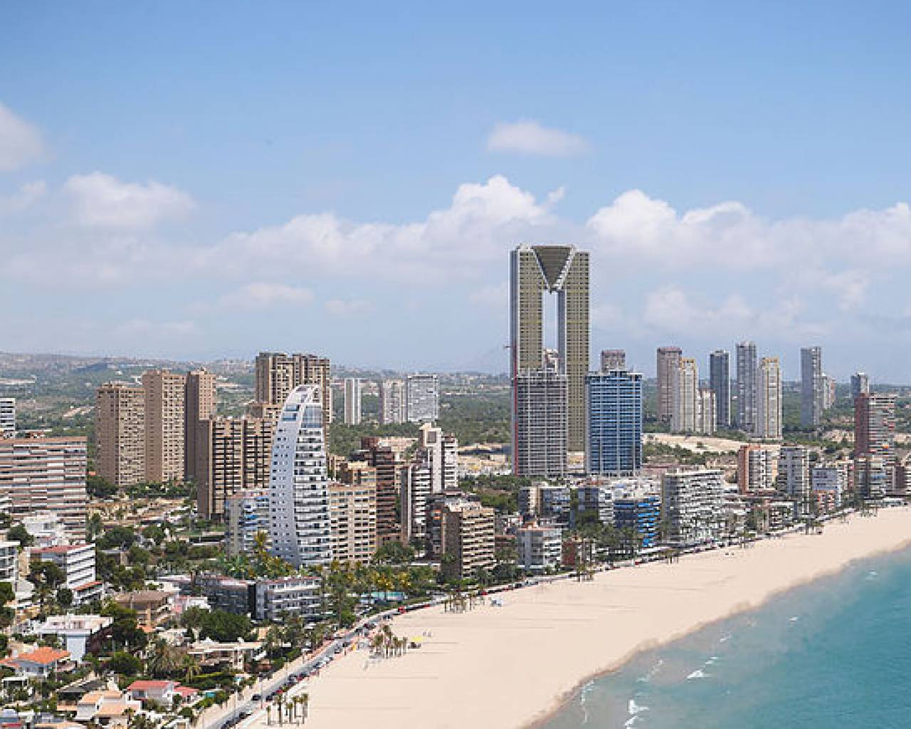 Apartment - Sale - Benidorm - Poniente