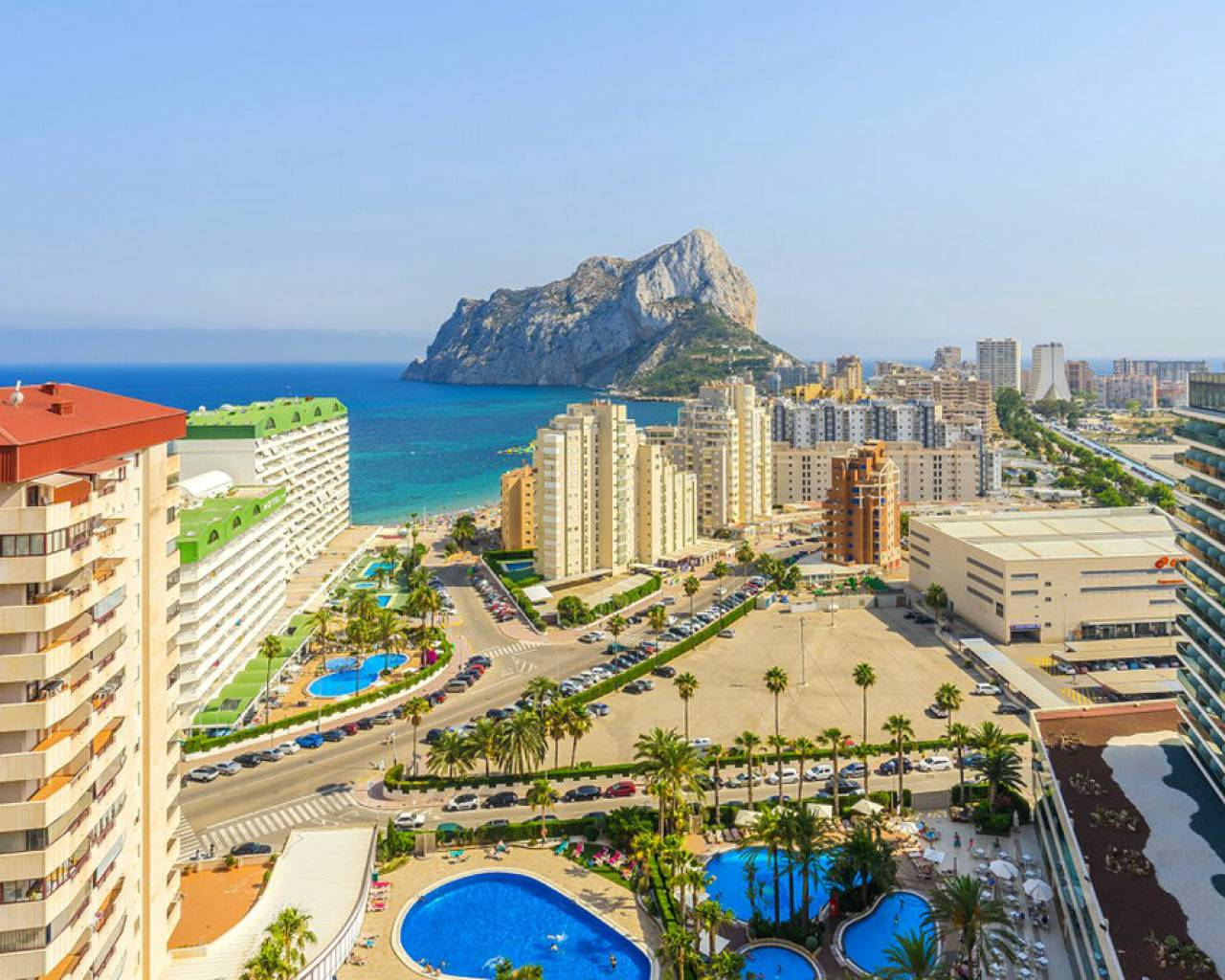 Apartment - Sale - Calpe - Center