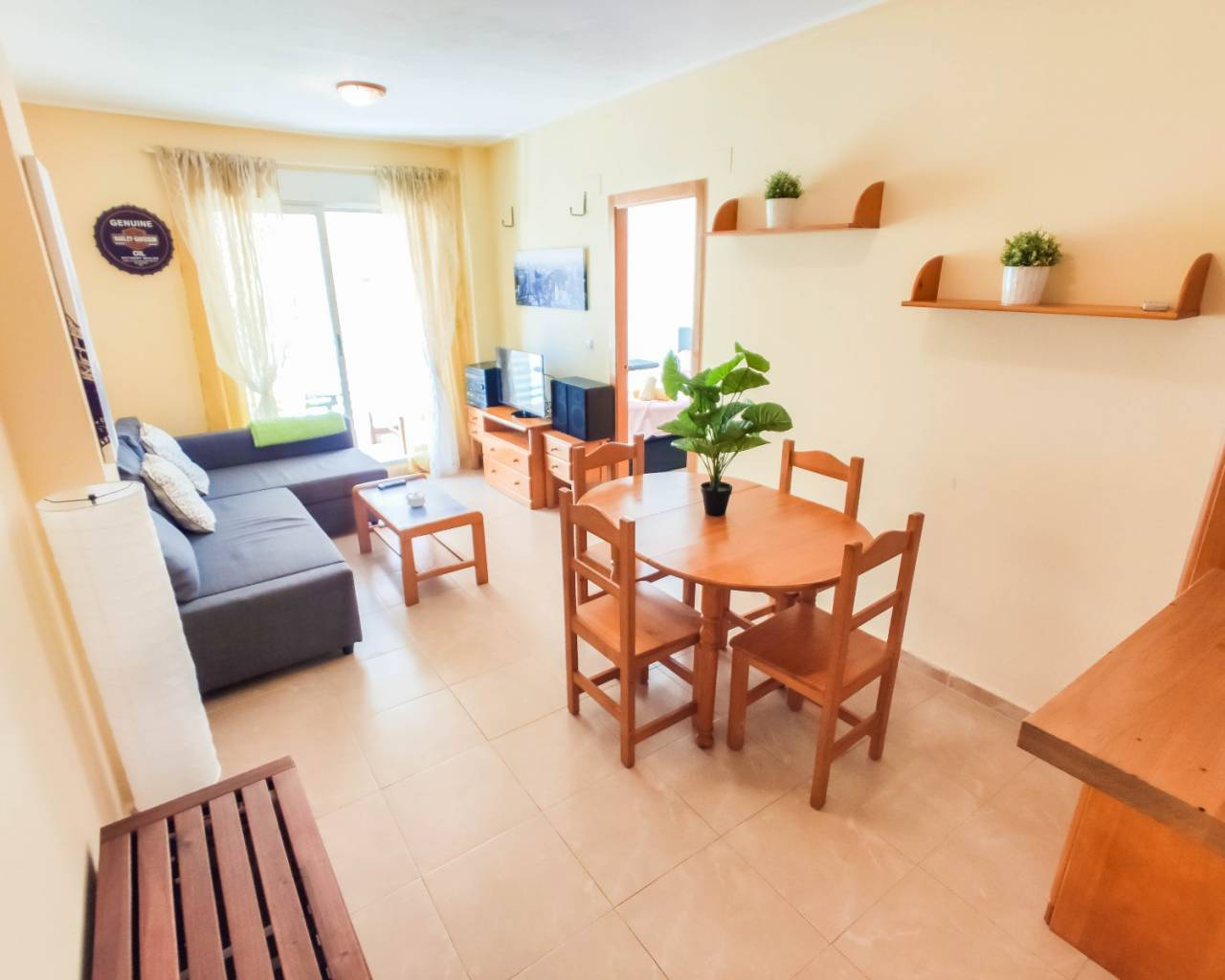 Apartment - Short term rental - Torrevieja - Center