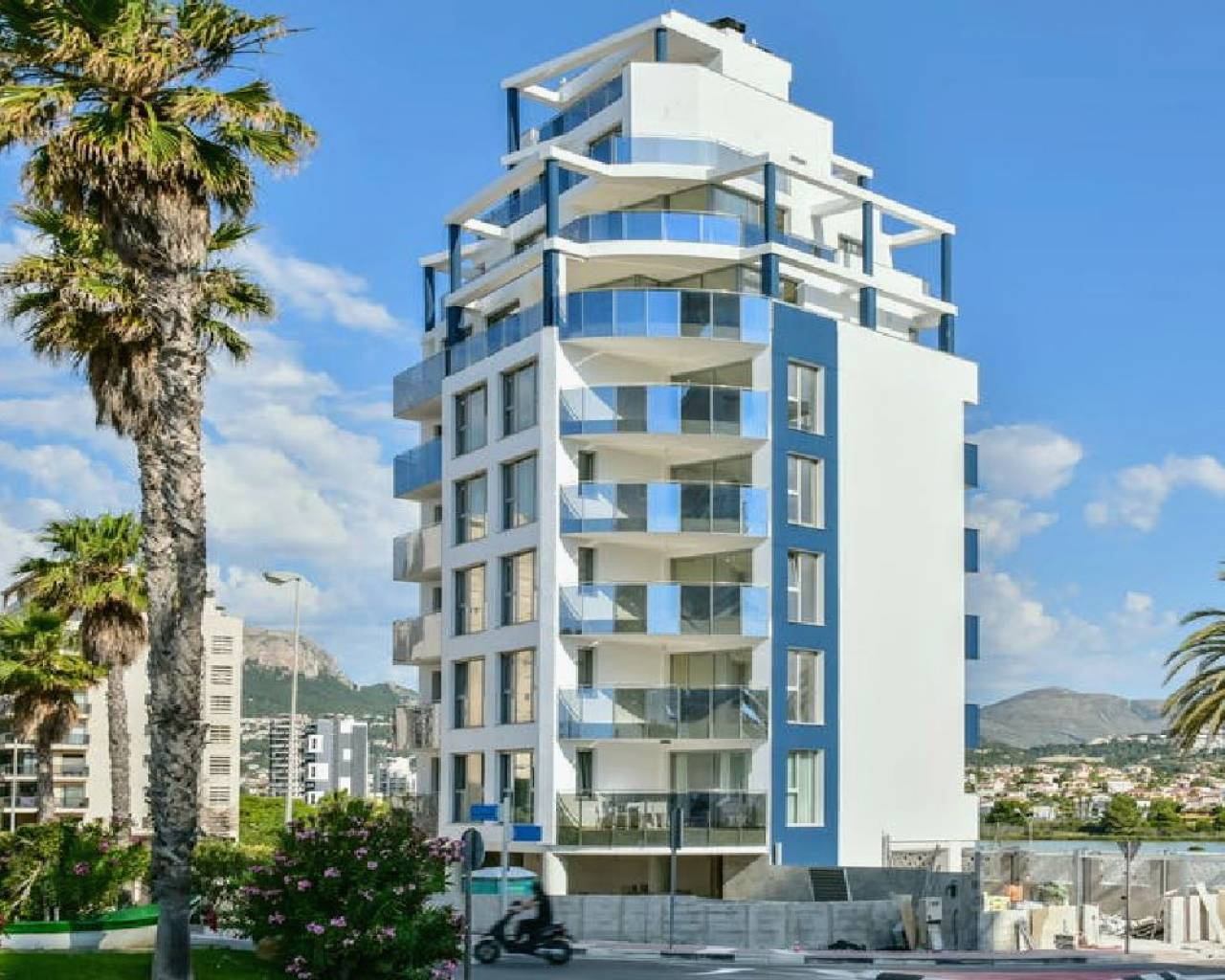 Appartement - Nouvelle construction - Calpe - Center