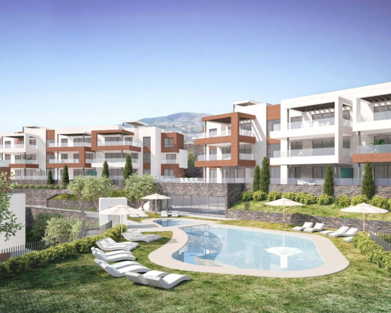 Appartement - Nouvelle construction - Fuengirola - Fuengirola
