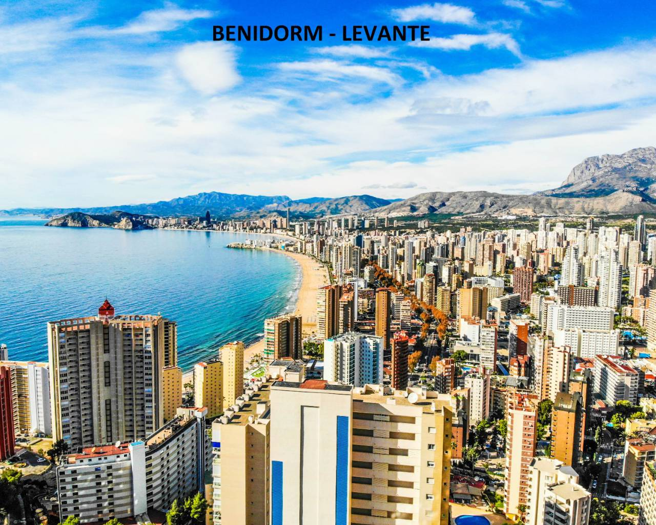 Appartement - Vente - Benidorm - Levante