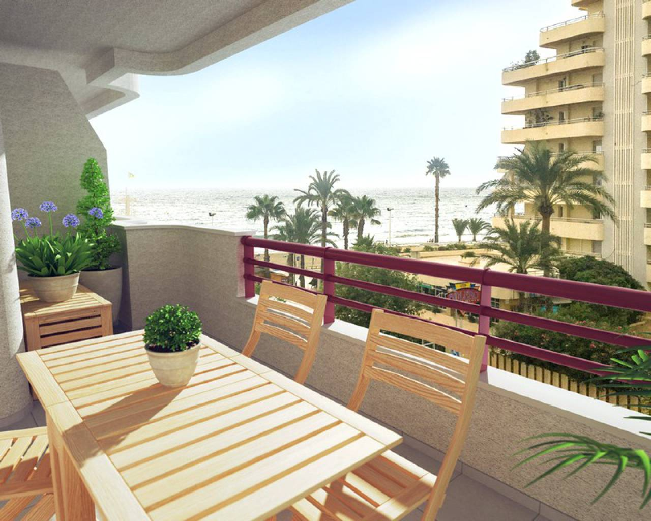 Appartement - Vente - Calpe - Center