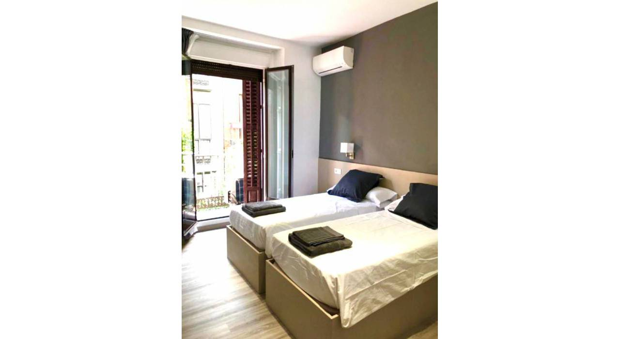 Commercial - Hotell - Madrid - Centro