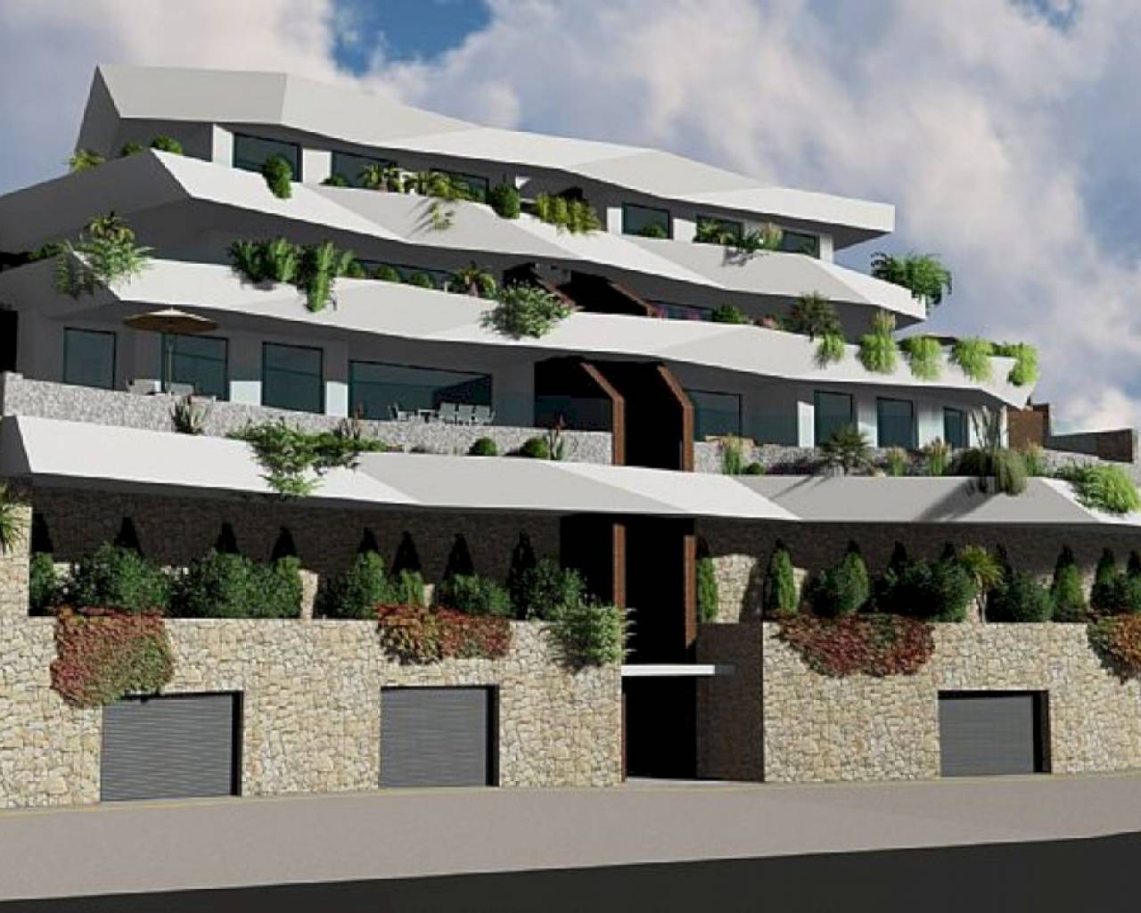 Eben - New Build - Benidorm - Poniente