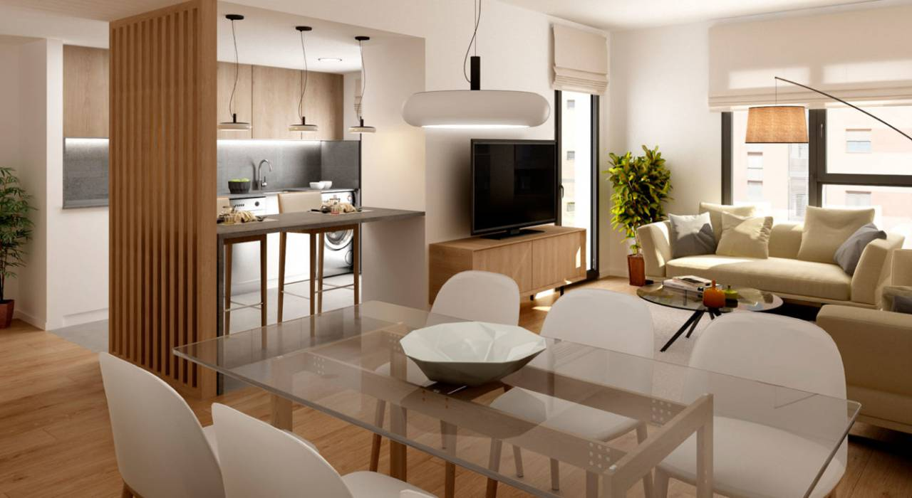 New Build - Apartment - Benicalap