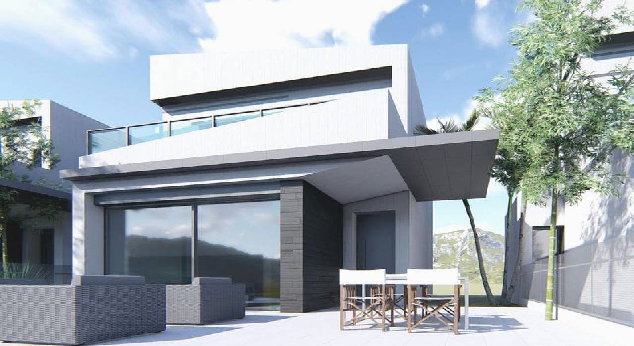 New Build - Villa - Almoradí