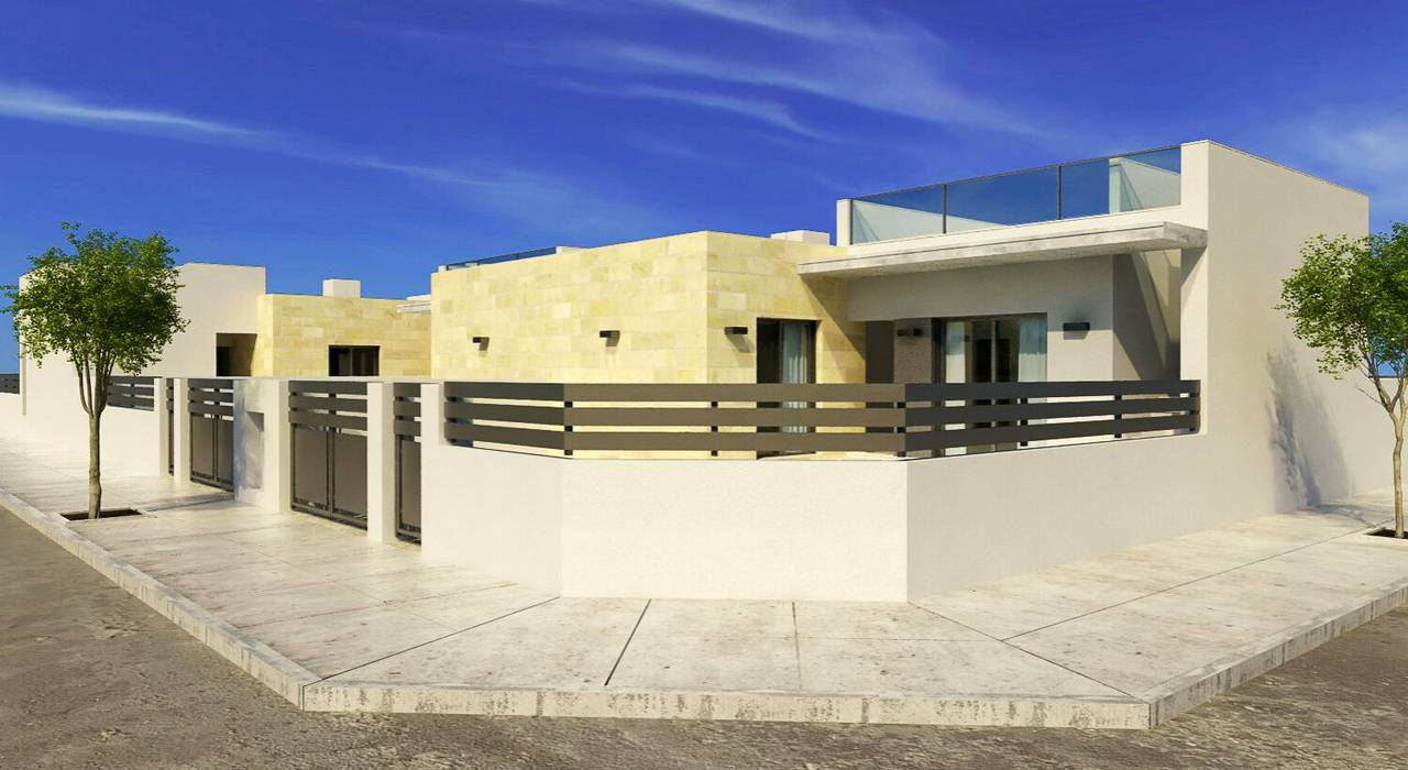 New Build - Villa - Daya Nueva