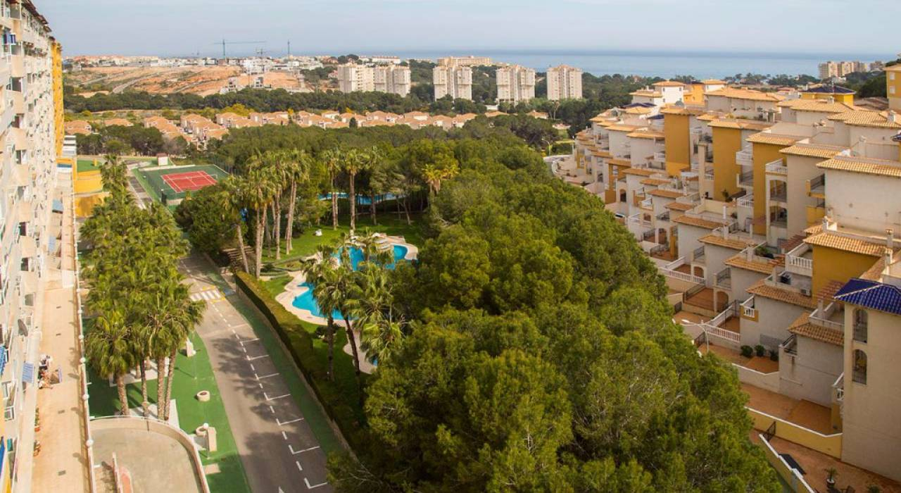 New Build - Wohnung - Campoamor