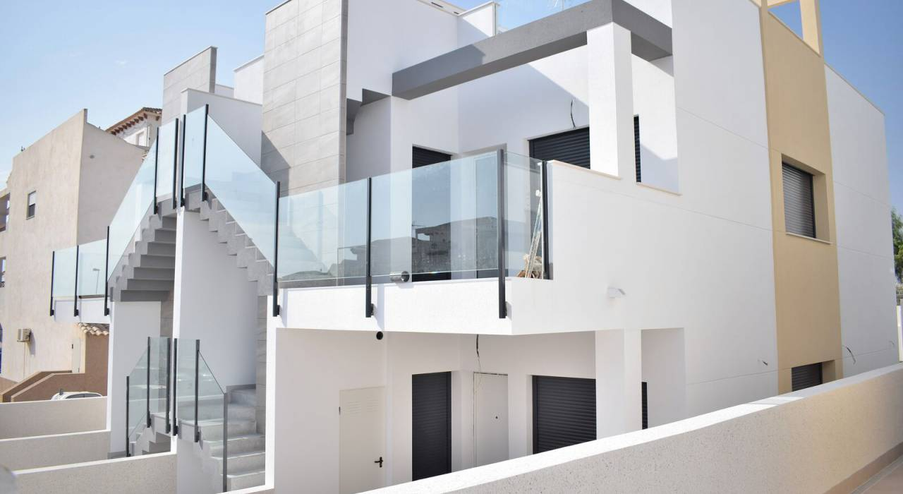New Build - Wohnung - Orihuela Costa
