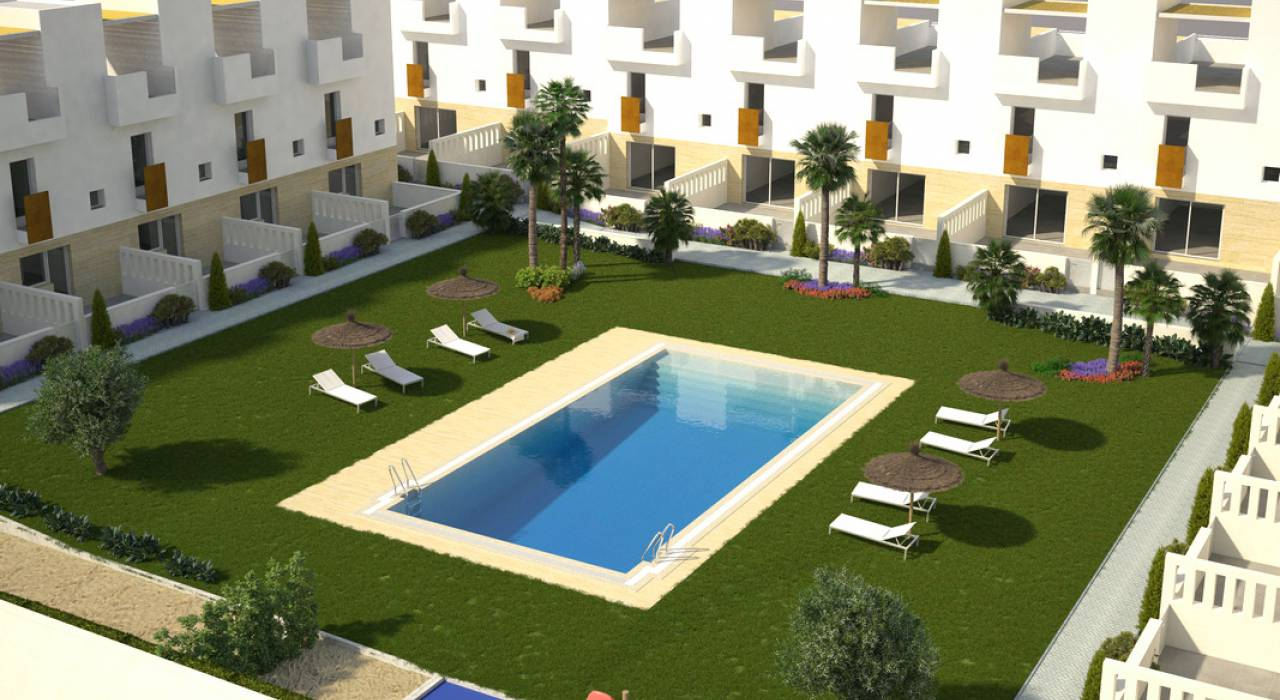New Build - Wohnung - Torrevieja
