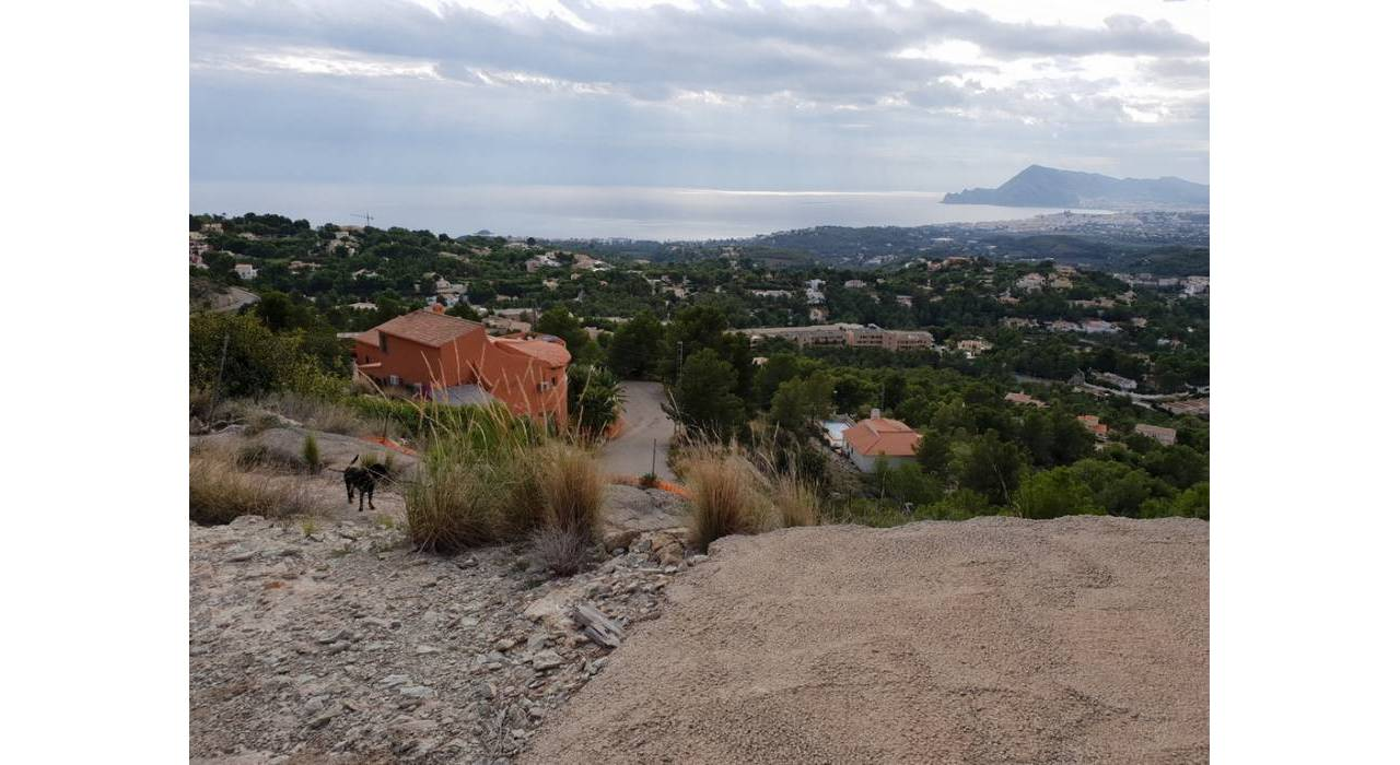 Sale - Plot - Altea - Altea la Vella
