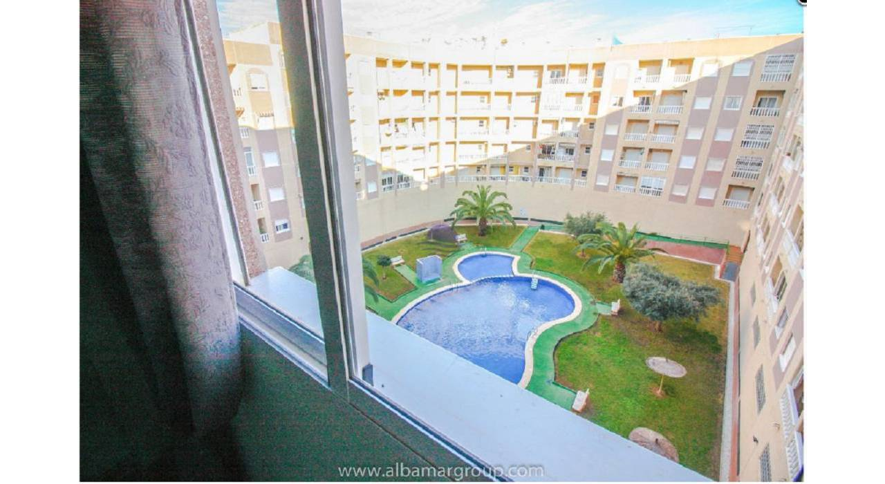 Short term rental - Apartment - Torrevieja