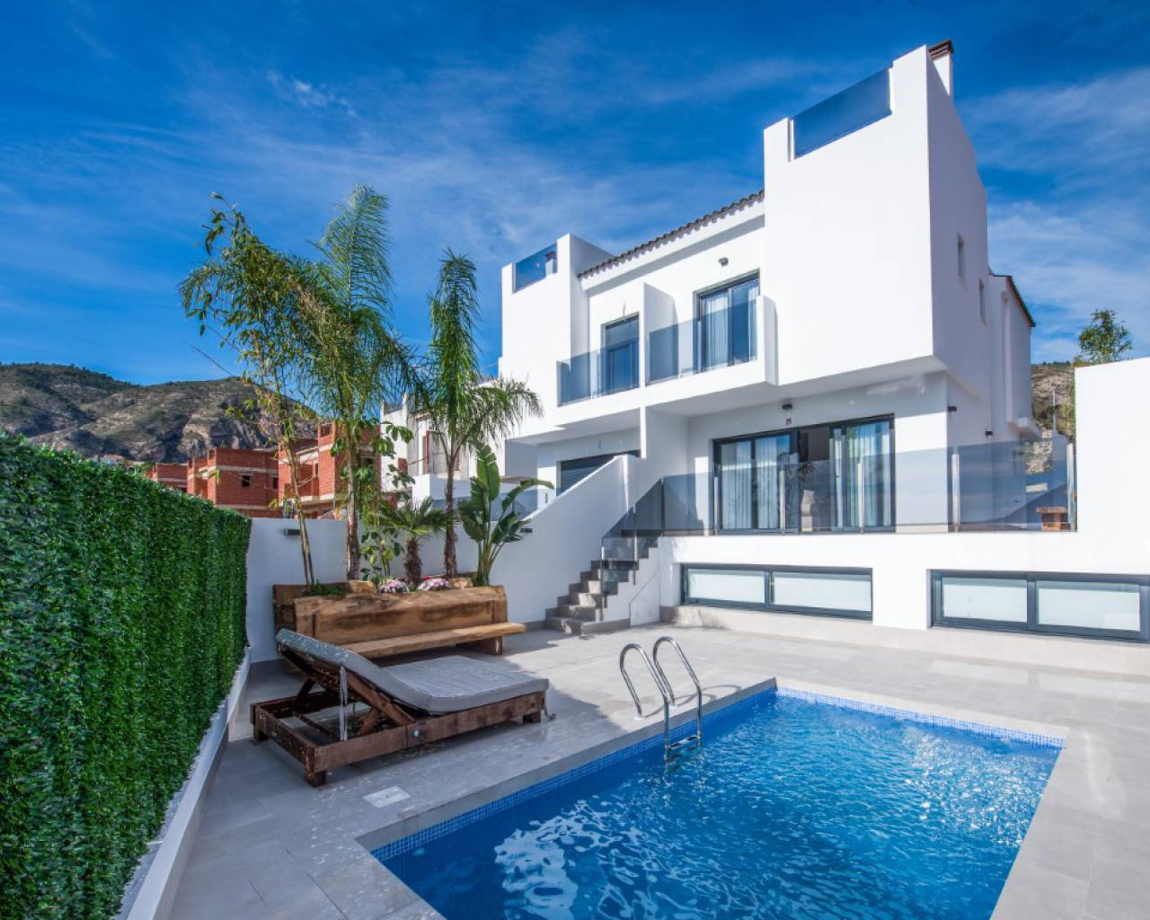 Villa - New Build - Alicante - Orxeta