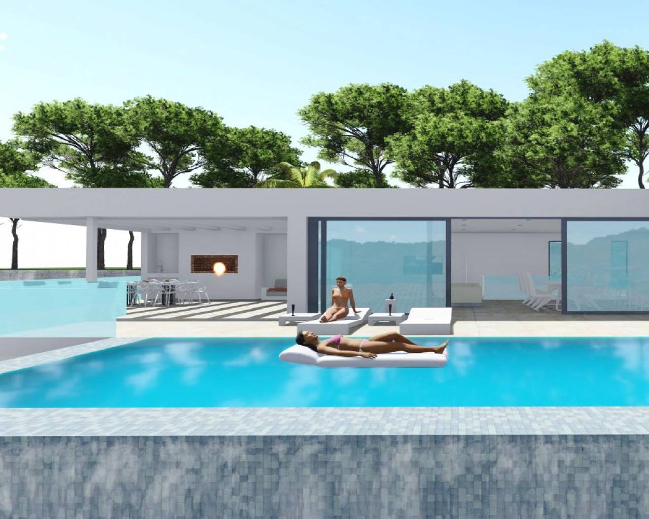 Villa - New Build - Calpe - Center