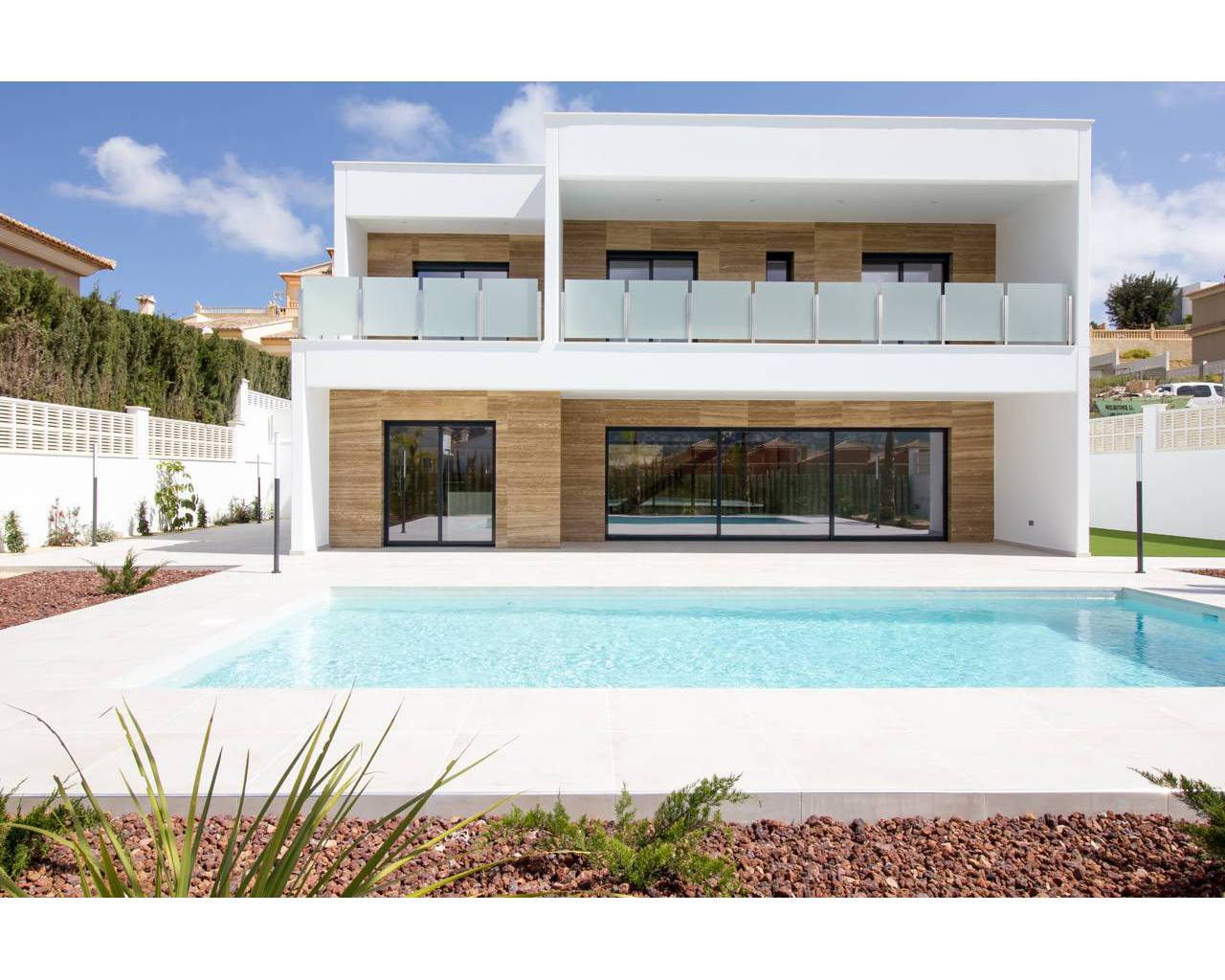 Villa - Nouvelle construction - Calpe - Center