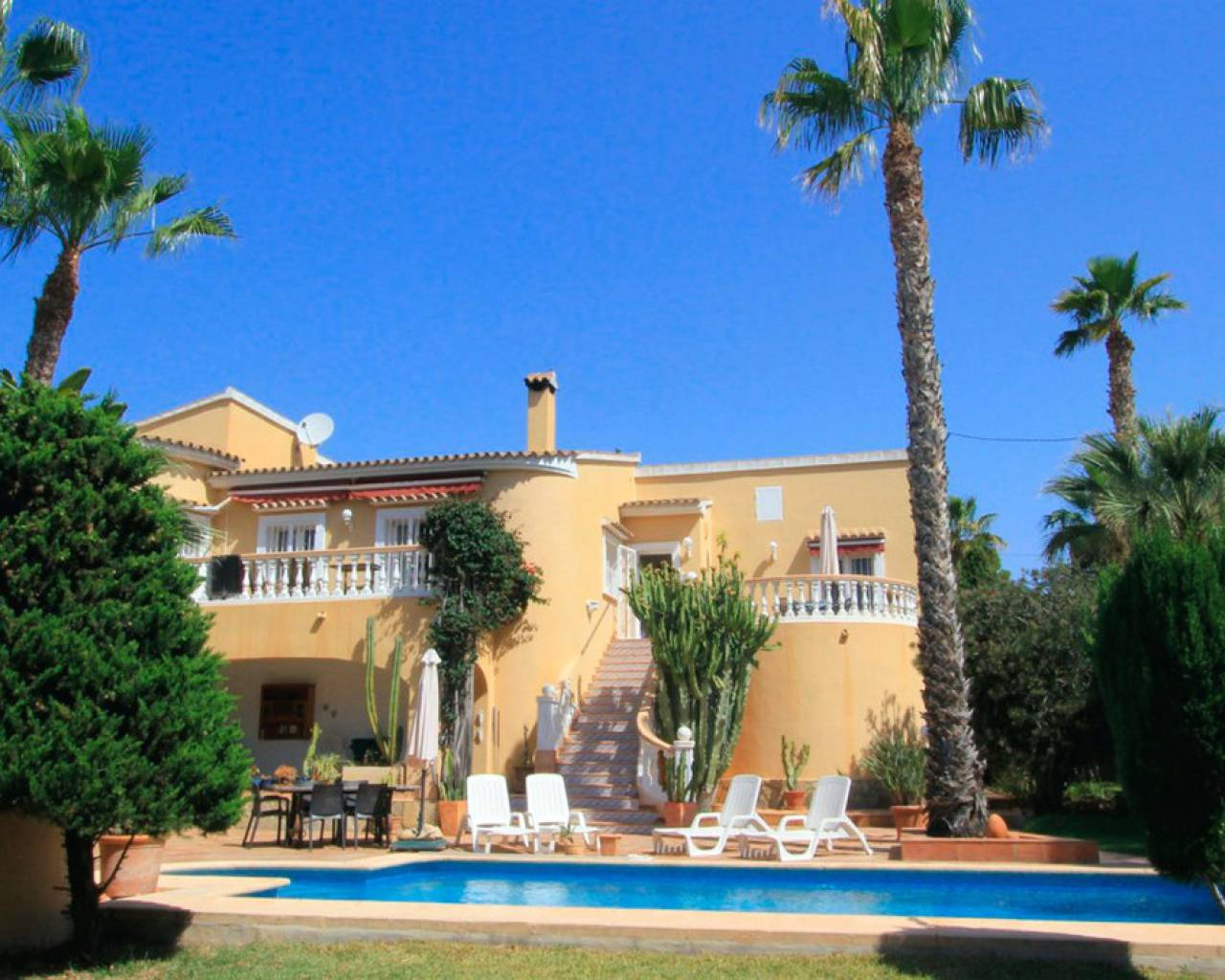 Villa - Sale - Calpe - Center