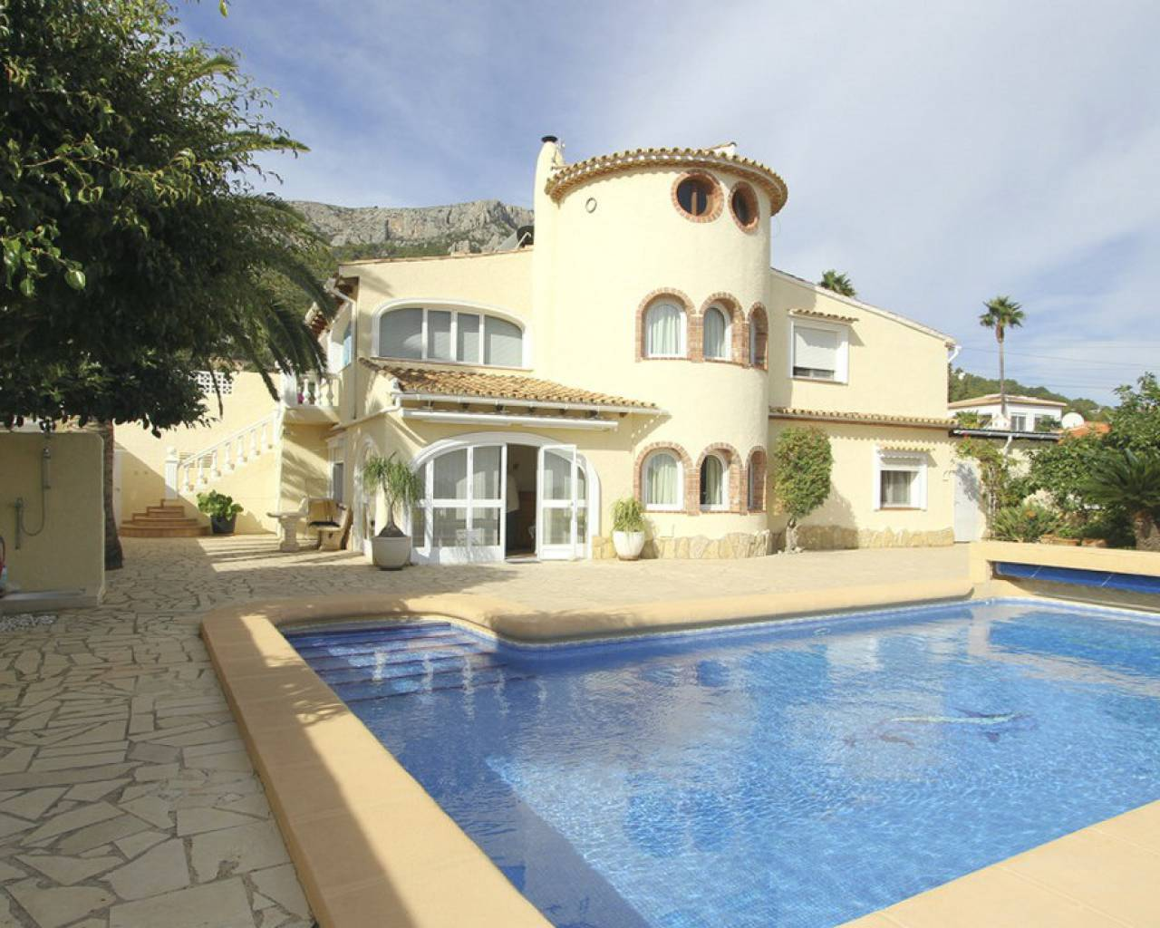 Villa - Vente - Calpe - Center