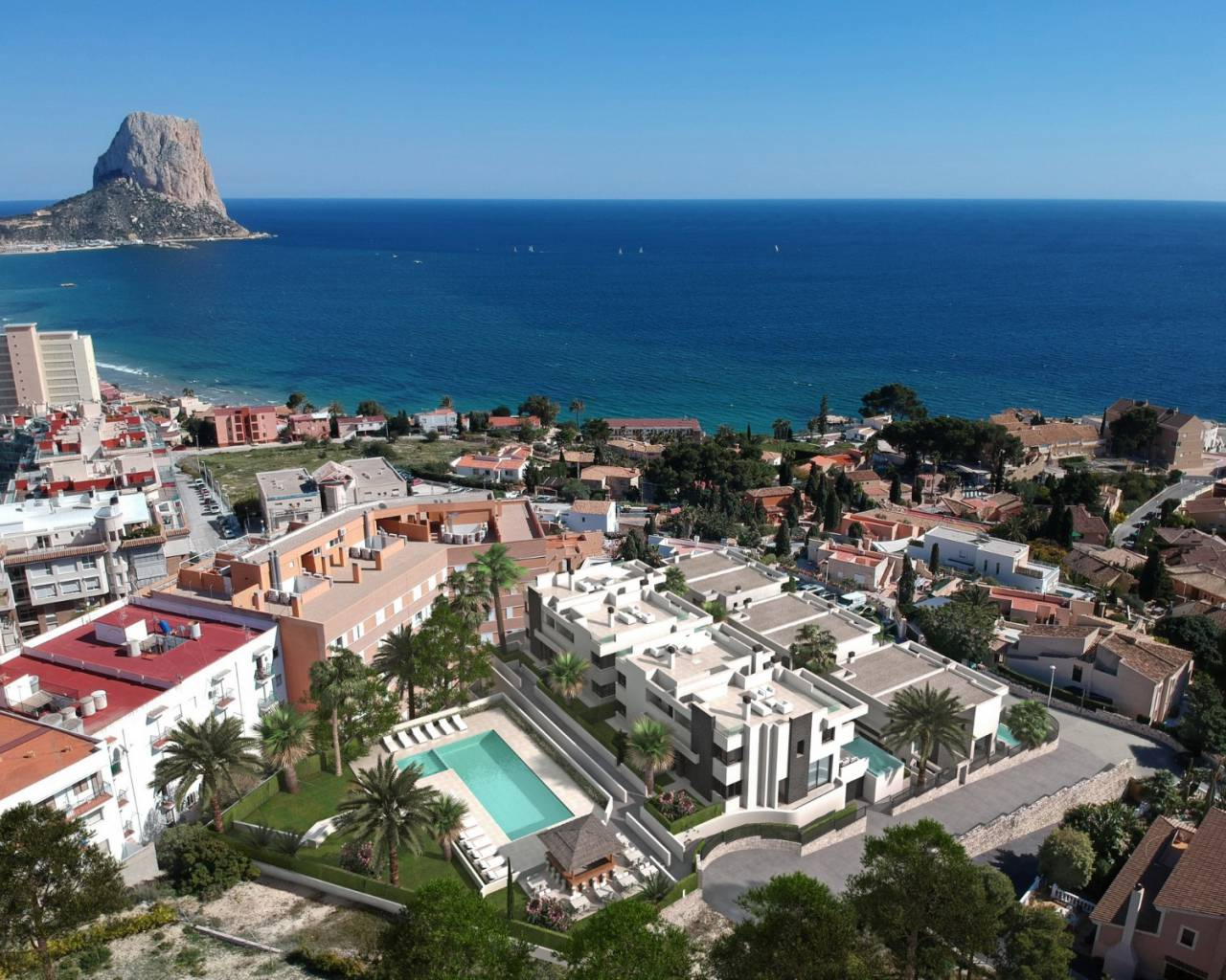 Willa - Pierwotny - Calpe - Center