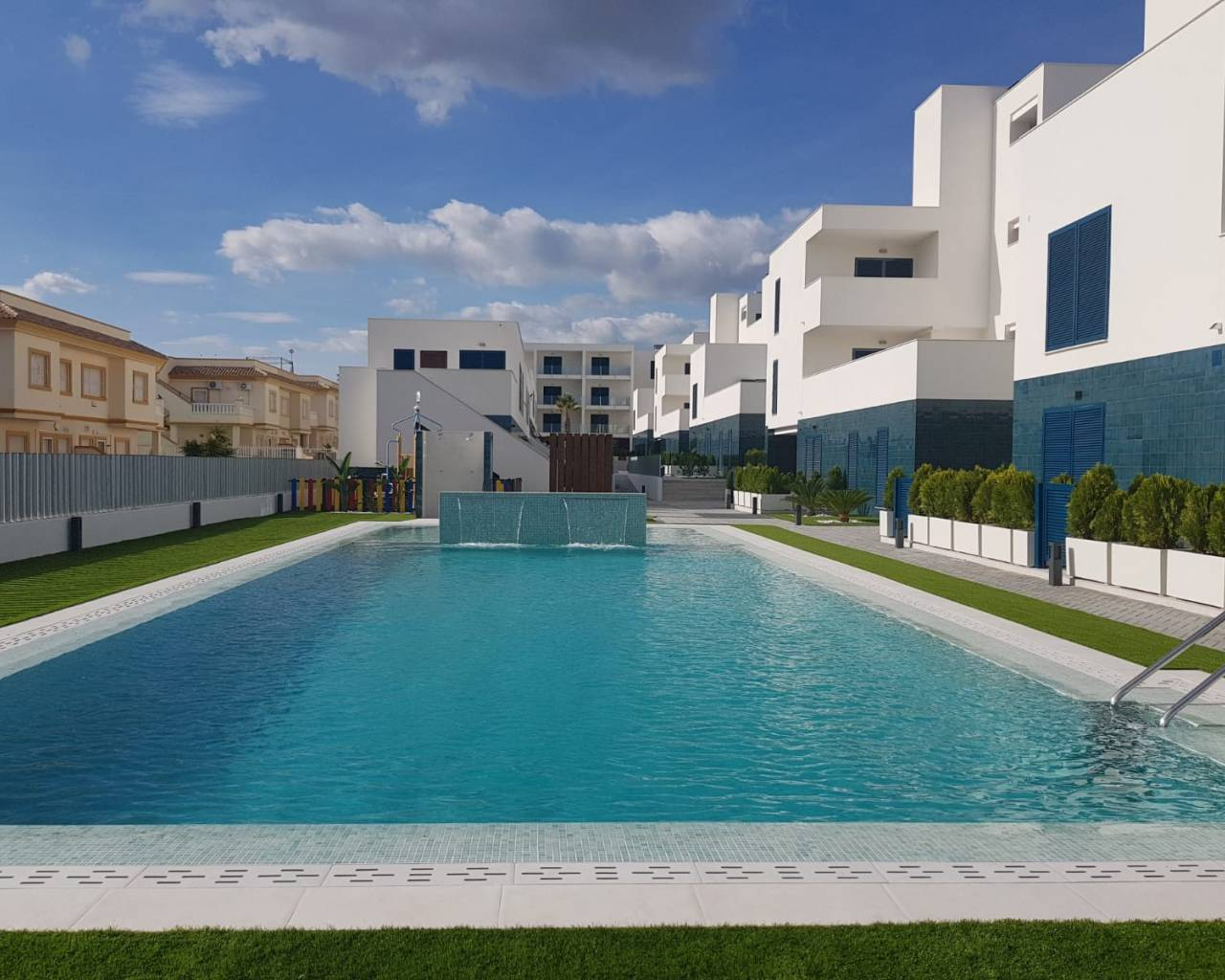 Wohnung - New Build - Orihuela Costa - La Zenia