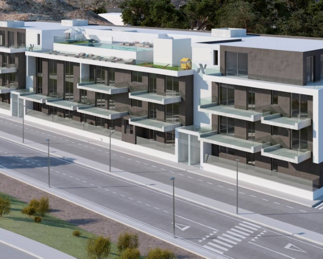 Wohnung - New Build - Orihuela - Orihuela
