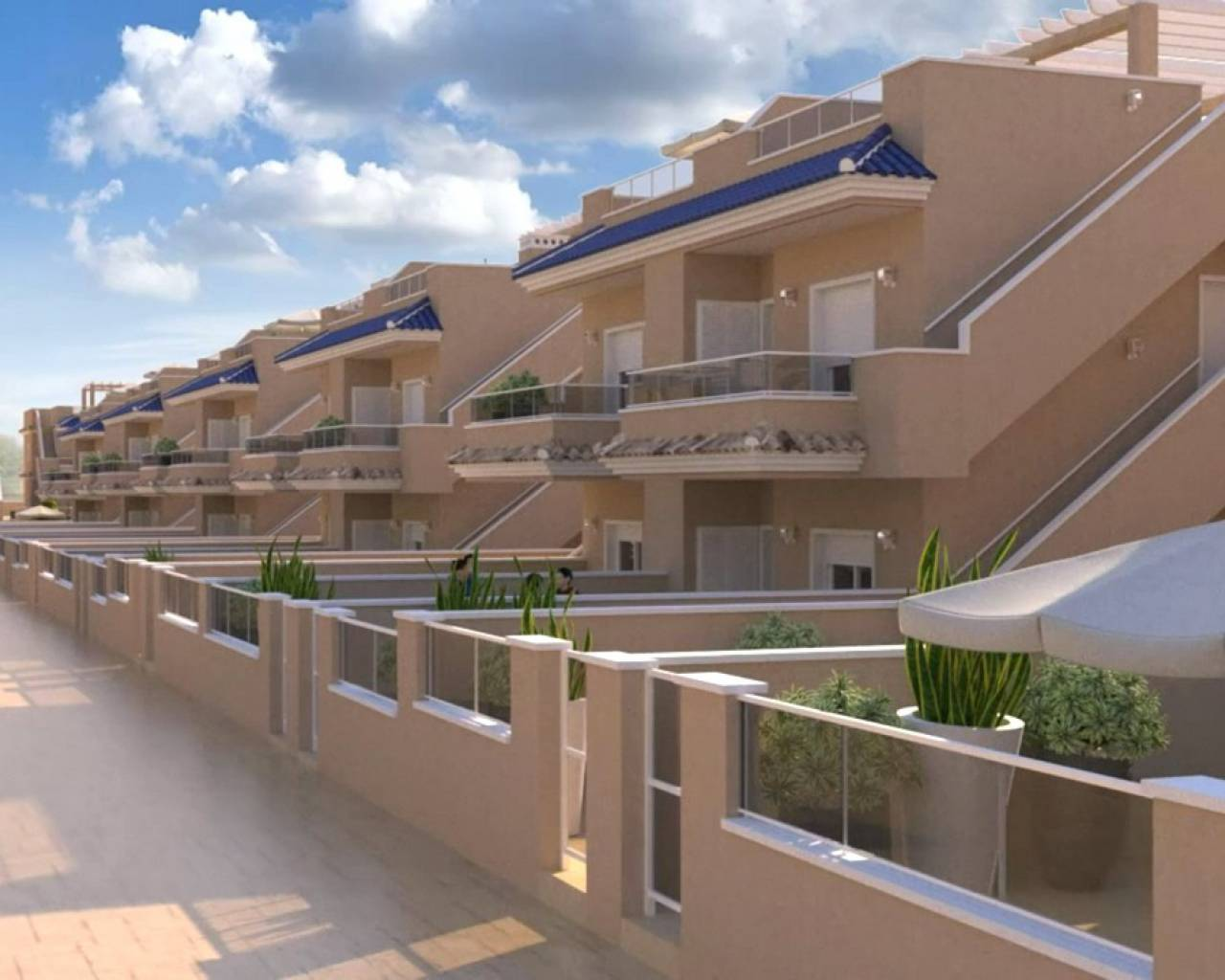 Wohnung - New Build - Torrevieja - Torrevieja