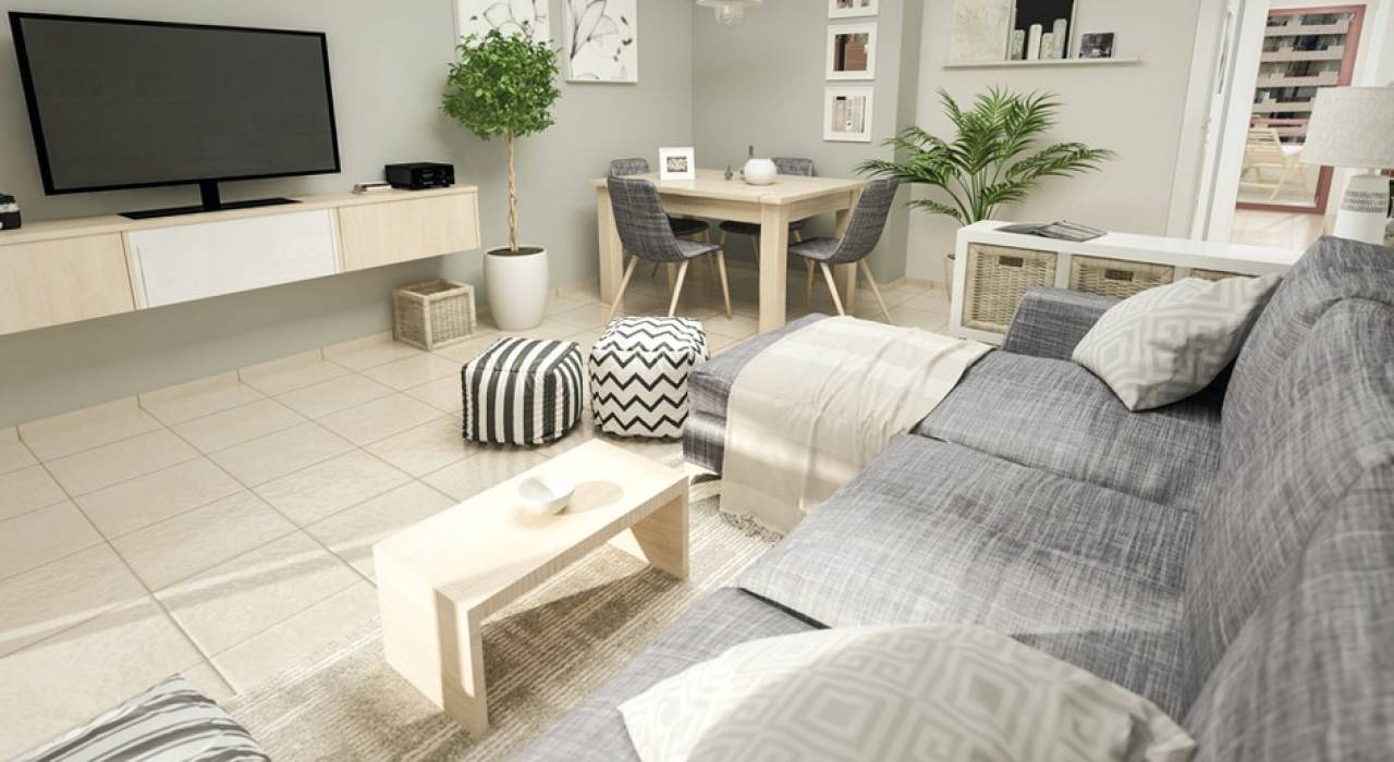 Wtórny - Apartament - Calpe - Center